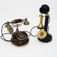 1920's Style Phone set - Prop Hire from The Props List