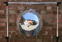 Mirror Ball 50cm Prop Hire from The Props List