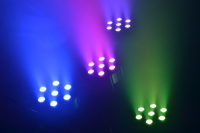 LED uplighters [1 pair] Prop Hire from The Props List