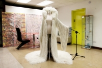 Winter Snow Queen / King Coat Prop Hire from The Props List