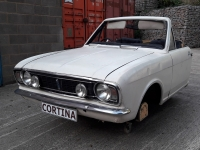 Ford Cortina Prop Hire from The Props List