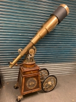 Large Astronomy telescope Prop Hire from The Props List