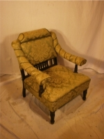 Edwardian arm chair Prop Hire from The Props List