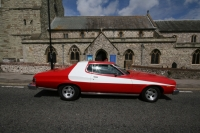 Starsky & Hutch car Prop Hire from The Props List