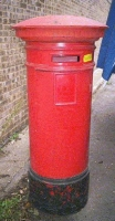 post boxes Prop Hire from The Props List