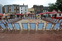 deckchairs inc oversize ones Prop Hire from The Props List