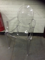 Ghost Chairs Prop Hire from The Props List