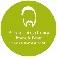 pixel anatomy props & paint - Theatre Suppliers Directory - The Props List
